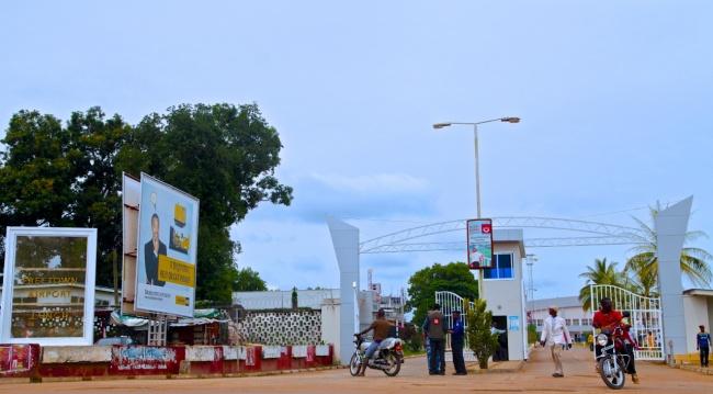 New look Lungi International Airport 2