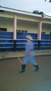 Ebola treatment cenrte at hastings2