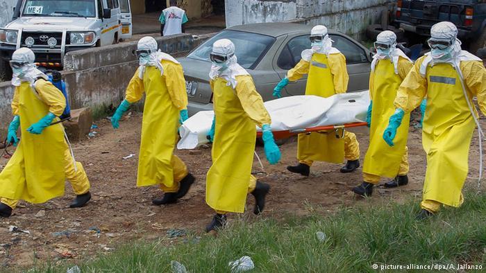 ebola burial teams