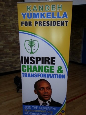 kandeh Yumkella in London1