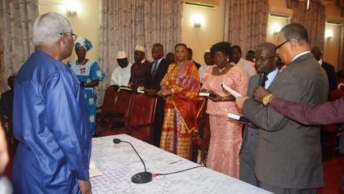 new ministers take oath1