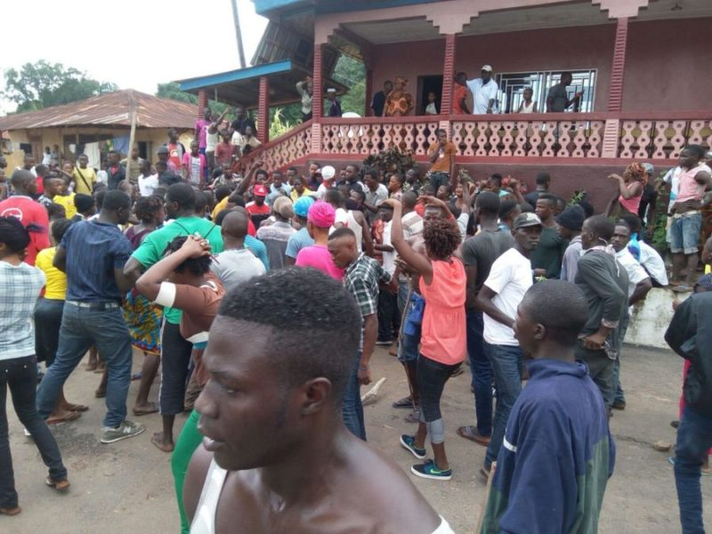 Rioting in kabala1