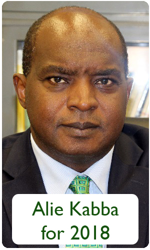 Kabba in 2018