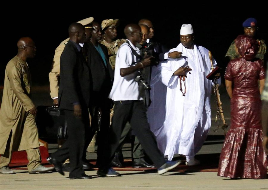 New Gambia Leader to Set Up Truth Commission; Defeated Leader to Leave