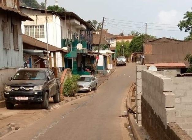 Sierra Leone Corona